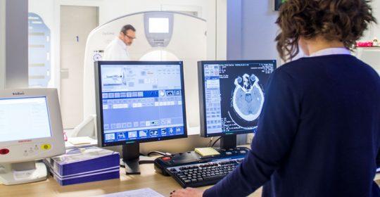 El diagnóstico por imagen es la herramienta más potente para la detección de tumores.
