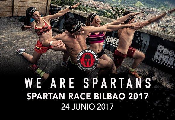 Spartan Race Bilbao, solo apta para valientes.