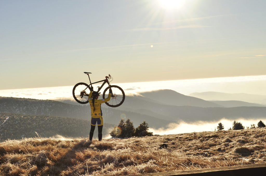Lesiones en el ciclismo más comunes.
