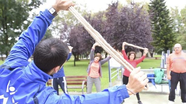 Bilbao Kirolak incentiva el ejercicio físico al aire libre