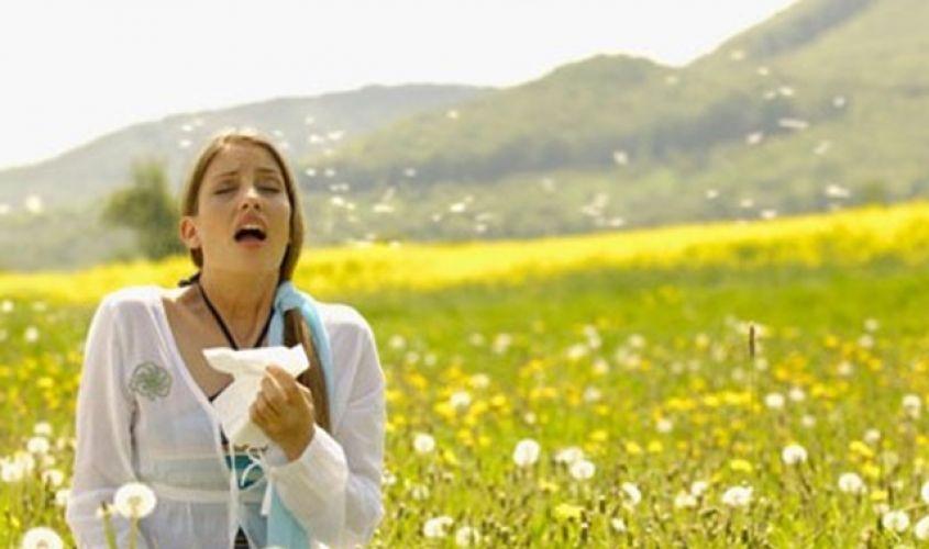 Ya está aquí la alergia primaveral