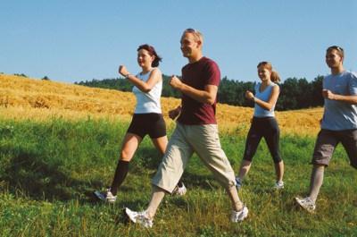 Solo el 30% de los vascos hace suficiente actividad física