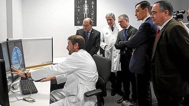 El programa piloto de cribado de cáncer de cérvix se ampliará a toda Euskadi