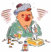 No es necesario toser o estornudar para propagar el virus de la gripe por la respiración