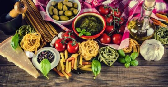Dieta mediterránea para prevenir cáncer de mama