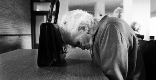 La falta de sueño y el Alzheimer