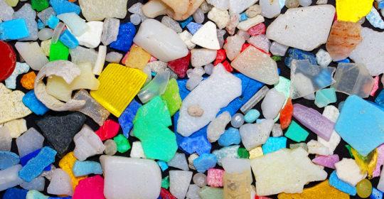 Los microplásticos en la salud humana
