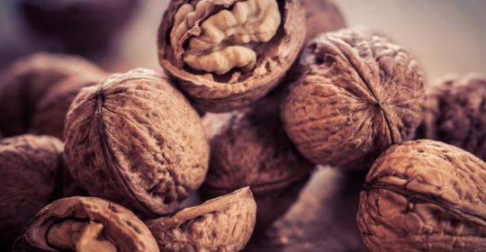 Un estudio demuestra que el consumo de nueces reduce el riesgo de cáncer mama