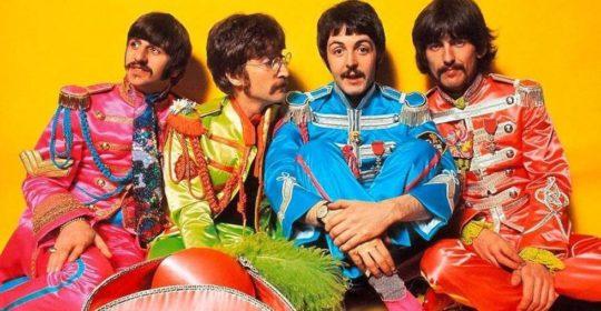 El escáner TAC y los Beatles