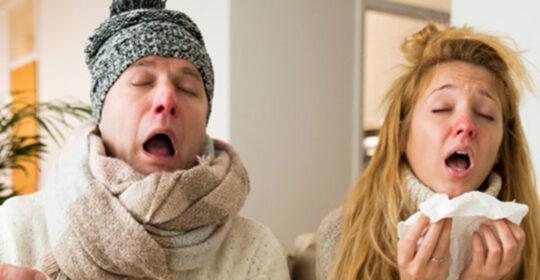 Solo siete casos de gripe en lo que va de temporada