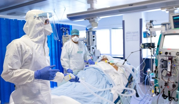 Los enfermos por COVID-19 corren el riesgo de sufrir daños en el corazón